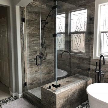 Master Bathroom Simi Valley