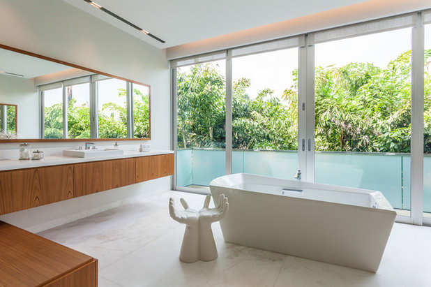 Modern Badezimmer by SoJo design