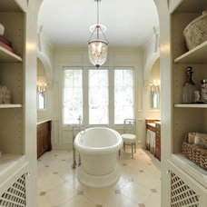 Traditional Bathroom by Stephen Fuller Designs