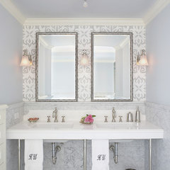 traditional bathroom by Mahogany Builders