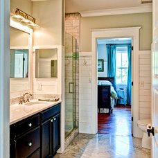 Farmhouse Bathroom by The Middleton Group