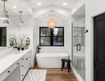 Master Bathroom   Thousand Oaks   Complete Remodel