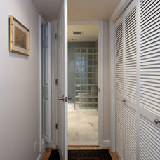 Traditional Bathroom by Fisher Group LLC
