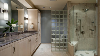Master Bathroom - Traditional- European