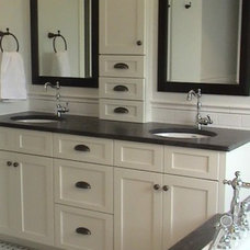 Traditional Bathroom Master Bathroom vanity/cabinet idea