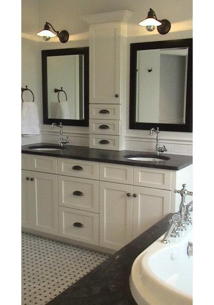 Traditional Bathroom Master Bathroom vanity/cabinet idea