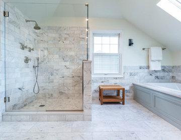 Master Bathroom Vanity in Naperville, Illinois