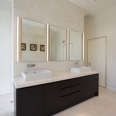Modern Bathroom by Product Bureau LLC