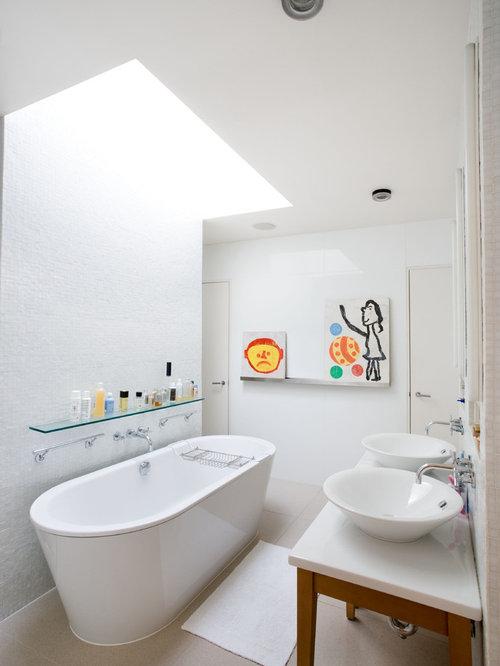 Bathroom Glass Shelves bathroom glass shelf | houzz
