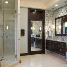 Contemporary Bathroom by Visbeen Architects