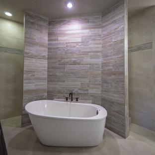 Master Bathroom- Walk Through Shower