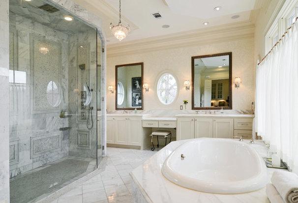 Traditional Bathroom by Wellborn Inc.
