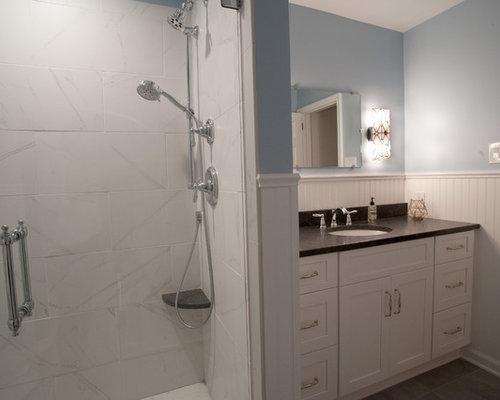 Bagno blu gallery of immagini bagni bianchi e neri bagno con