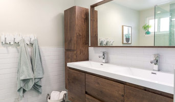 Master Bathroom with Comfort and Beauty