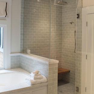 Glass Enclosed Shower | Houzz