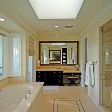 Traditional Bathroom by Structure Home