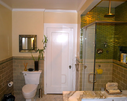 Toilet Behind Door Houzz