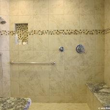 Modern Bathroom by Design Freedom, inc.