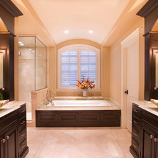 traditional bathroom by Interior Enhancement Group, Inc.