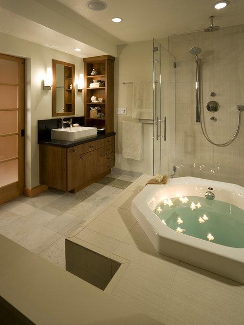 Master Bathtub Decor