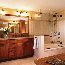 Traditional Bathroom by Wyman Builders, Inc.