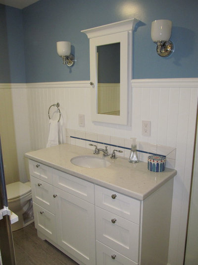 Traditional Bathroom By Gilmans Kitchens And Baths