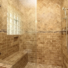 Traditional Bathroom Master Bed and Bath