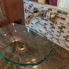Traditional Bathroom Sinks by S.E.A. Construction Inc.