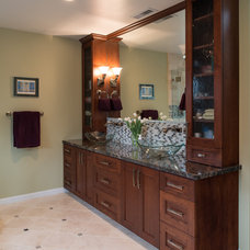 Traditional Bathroom by S.E.A. Construction Inc.