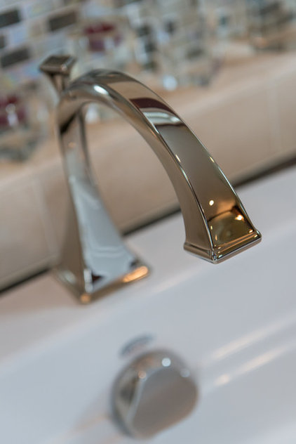 Traditional Bathroom Faucets by S.E.A. Construction Inc.