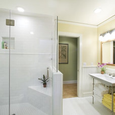 Traditional Bathroom by D&J Kitchens and Baths Inc.
