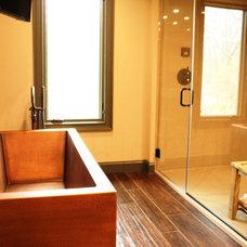 Contemporary Bathroom by K-Build