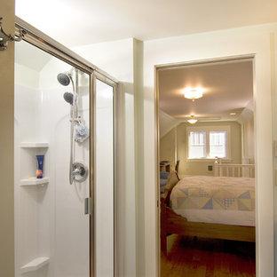 Elegant bathroom photo in Seattle