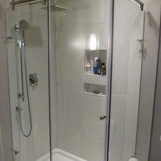 Modern Bathroom by Precious Nest