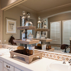 Traditional Bathroom by Lulu Designs