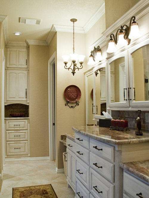 transitional oklahoma city bathroom design ideas remodels photos