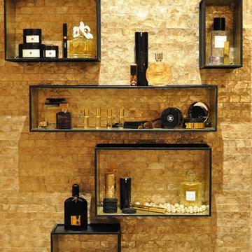 Master Dressing Room: Kriste Michelini Interiors