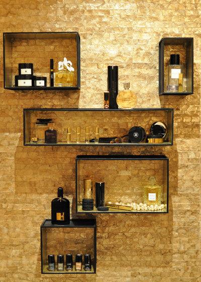 Modern Bathroom by Janet Paik