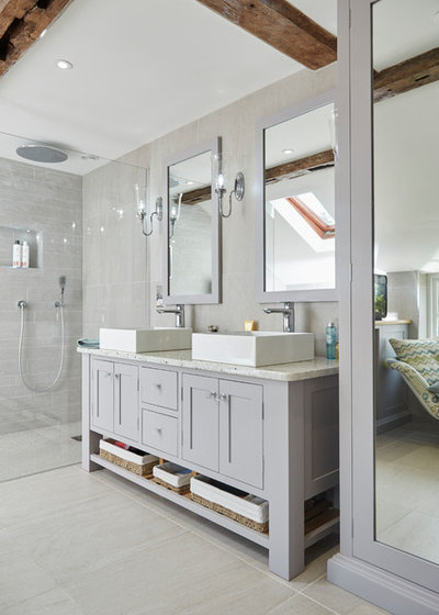 Country Bathroom by Eric Bates & Sons Ltd