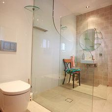 Modern Bathroom by Adrian Ramsay Design House