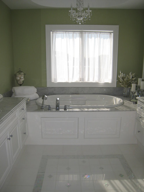 Oval Drop In Tub Houzz