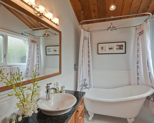 saveemail - Clawfoot Tub Bathroom Designs