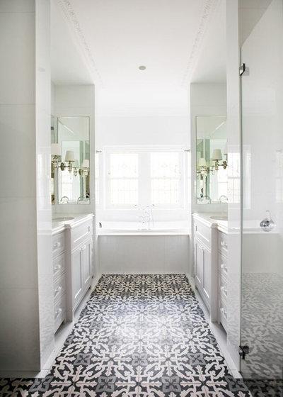 Contemporary Bathroom by Kennard Gornall