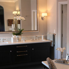 Contemporary Bathroom by Cook's Kitchen and Bath, Inc.