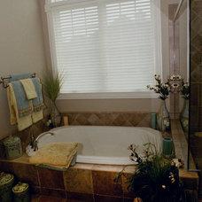 Traditional Bathroom by Selkey Homes, LLC
