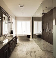bathroom countertops by Duenas