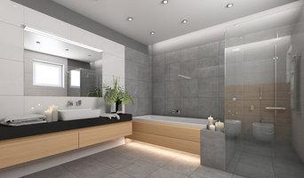 Master Modern Bathroom Remodel