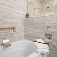 modern bathroom by In Detail Interiors