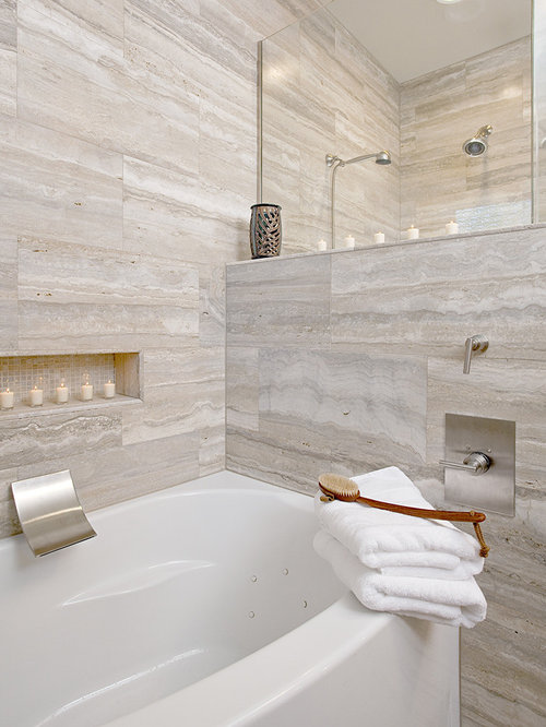 Vein Cut Travertine Design Ideas Amp Remodel Pictures Houzz