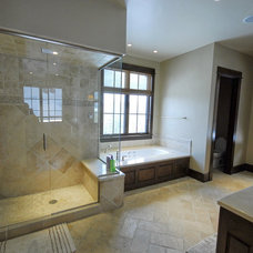 Traditional Bathroom by B&B Builders